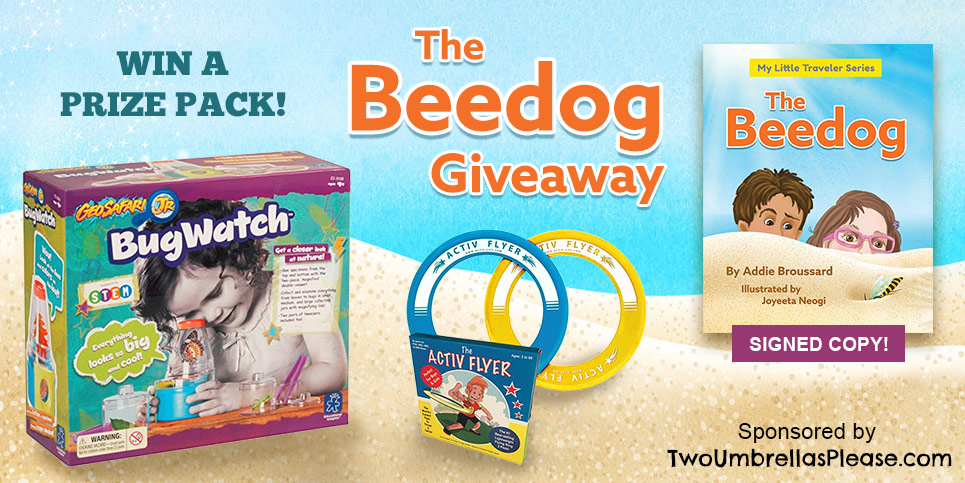 The Beedog Behind-the-Scenes PLUS Giveaway