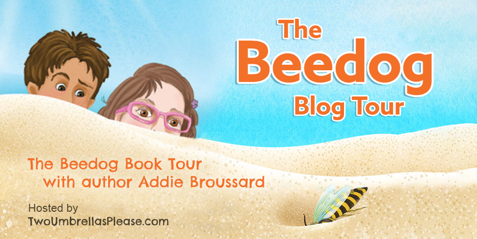 The Beedog Book Tour Stops